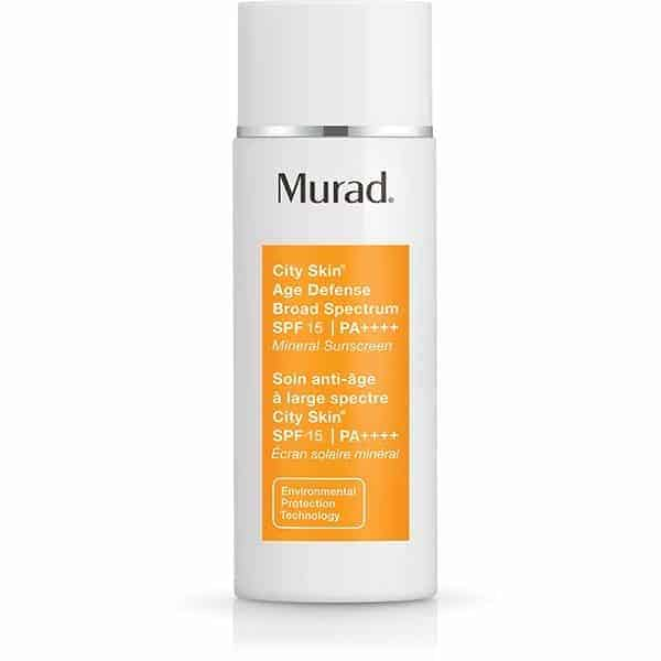 Murad City Skin Age Defense Broad Spectrum SPF15